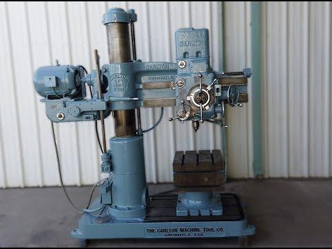 A la venta Taladro de Banco Kao Ming KMR-1100 S | Industrias Frimar | Maquinaria