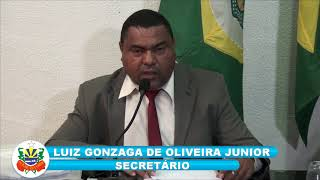 Pronunciamento vereador Luizinho 07 12 2018