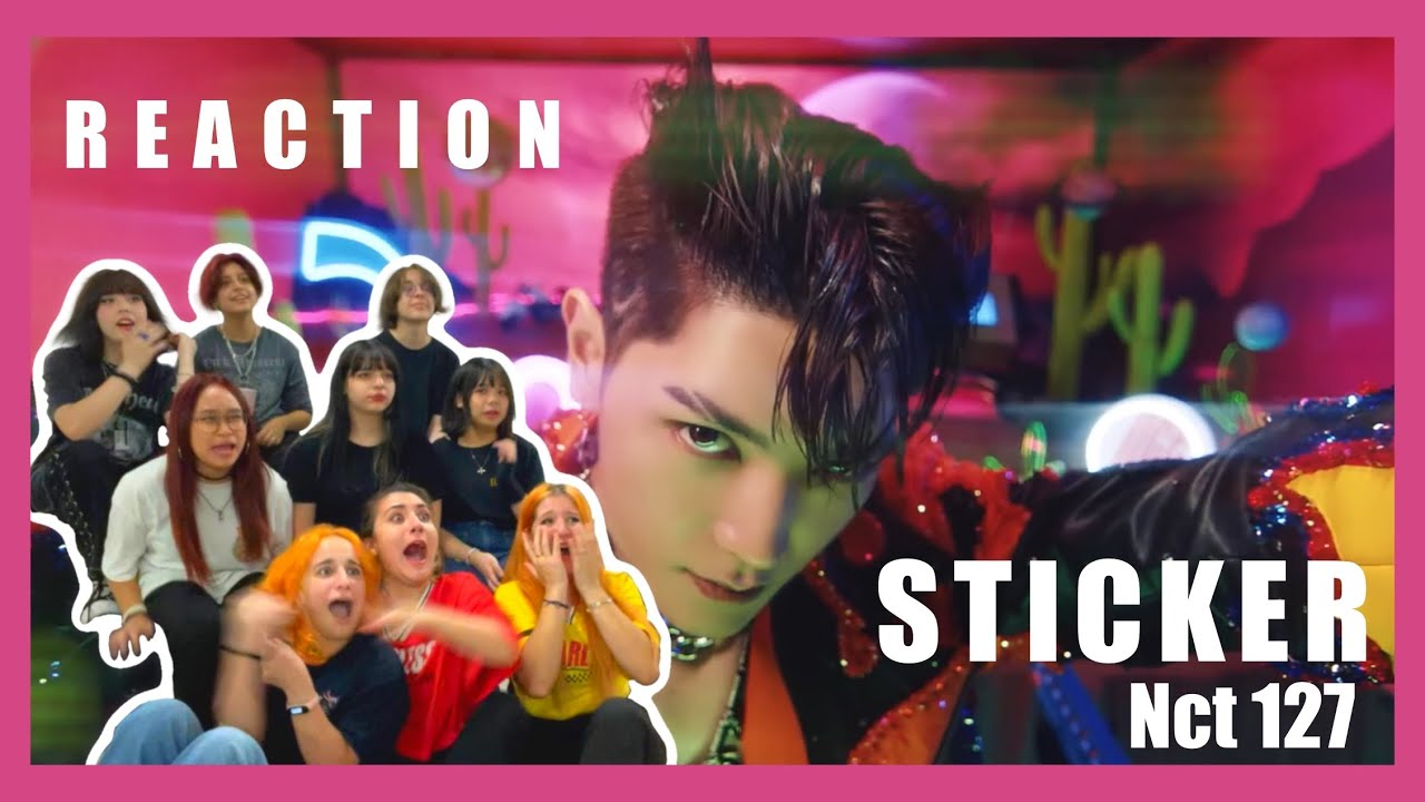 Download [ENG/ITA SUB] NCT 127 (엔시티) 127 -  'Sticker' *NCT IS WILDIN' YALL*