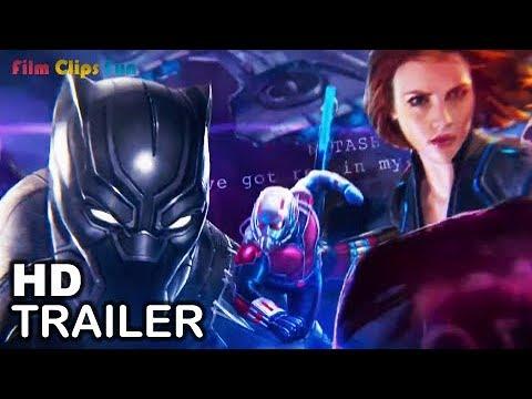 AVENGERS: INFINITY WAR Trailer (2018) Official Superheroes