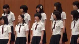 【合唱】 ある真夜中に 【帝塚山高校】