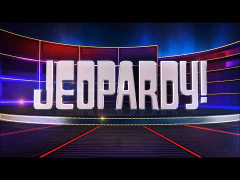 Jeopardy! Think Mashup 2