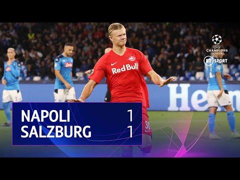 Napoli vs Salzburg (1-1) | UEFA Champions League Highlights