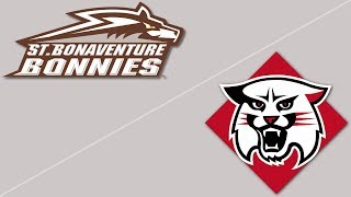NCAA Basketball | St Bonaventure vs Davidson (Triple OT)