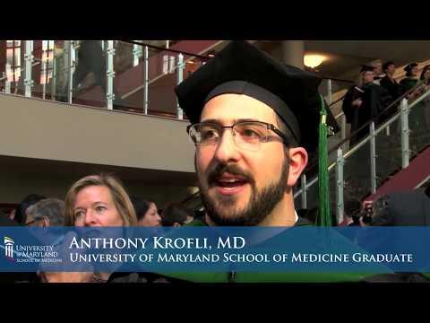 2017 Graduation - University of Maryland School of Medicine