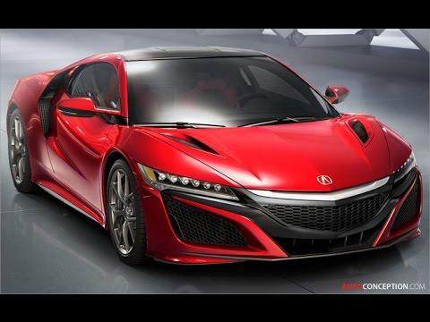 car design   honda nsx youtube
