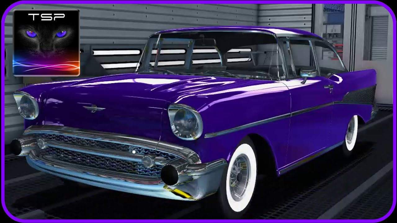 Car mechanic simulator 2015 full restoration of chevy bel air youtube