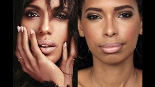 Kerry Washington - Professional Get The Look Tutorial