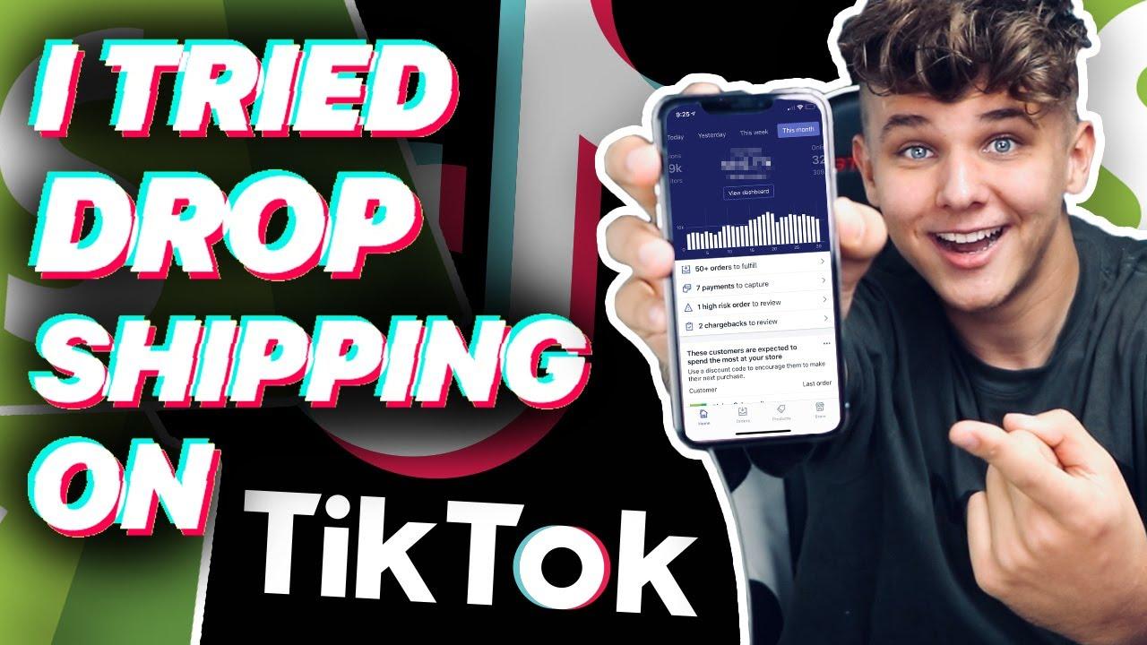 Shopify & TikTok commerce partnership - Tamebay  |Tiktok X Shopify