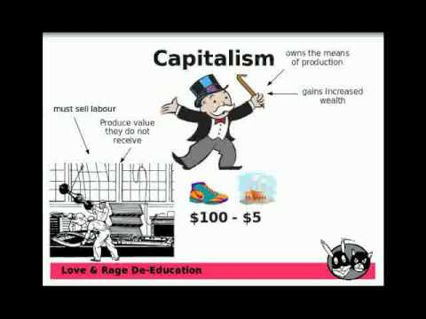 Animal Liberation & The Corporate State (Love & Rage De-Education)