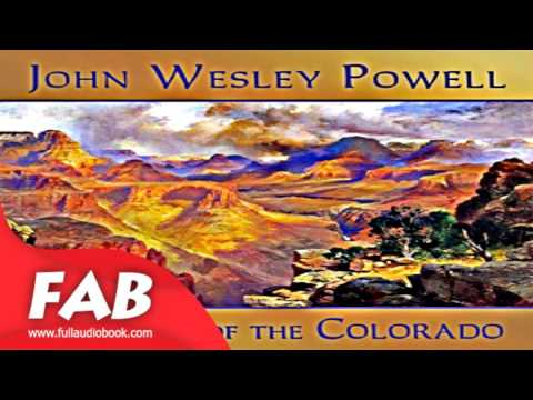 Canyons of the Colorado Full Audiobook by John Wesley POWELL by Non-fiction