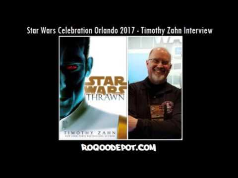 SWCO 2017 Timothy Zahn Interview