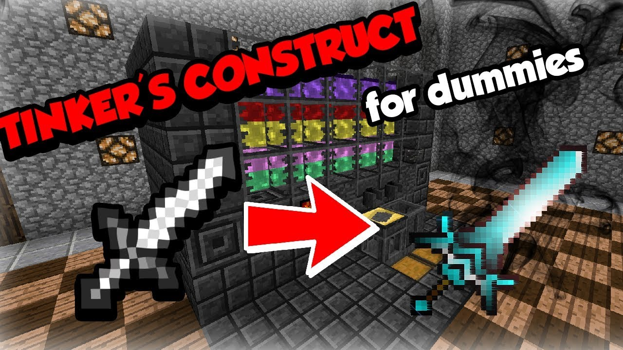 Best Crossbow Bolts Tinkers Construct 1 7 10 Ftb Infinity Evolved Guide Showcase Modded Mods By Thegam3report1