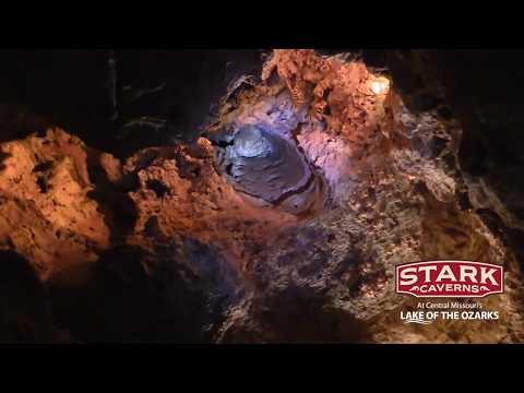 Stark Caverns at Lake of the Ozarks