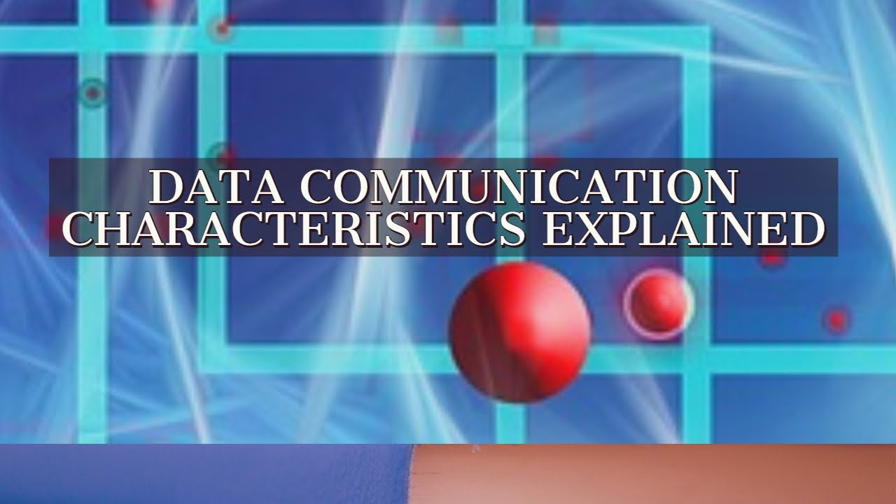 data communications notes Data communications basics note that the data buses within a typical microprocessor are funda-mentally half-duplex channels transmission over short distances.
