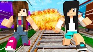 CORRA O MAIS RÁPIDO POSSÍVEL (Minecraft Death Run)