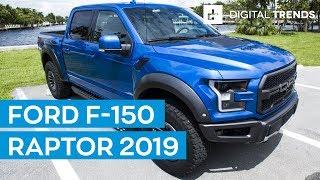 Probamos la Ford Raptor 2019