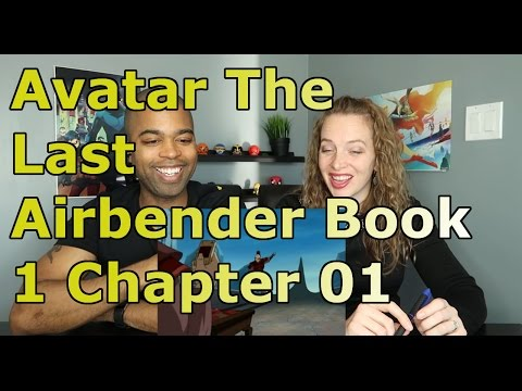 Avatar: The Last Airbender season 1 episode 1 The Boy in the Iceberg (Reaction 🔥)