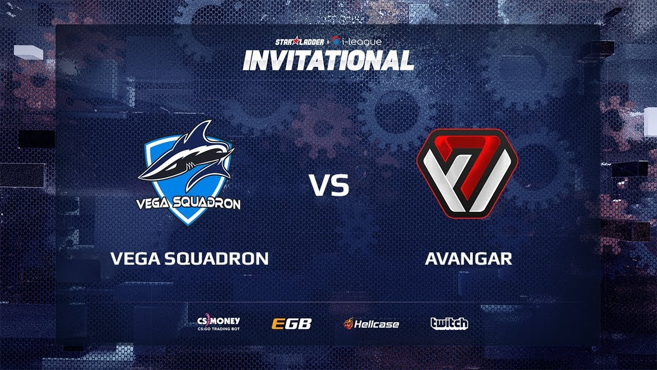 [EN] Vega Squadron vs AVANGAR, map 2 train, SL i-League Invitational Shanghai 2017 CIS Qualifier