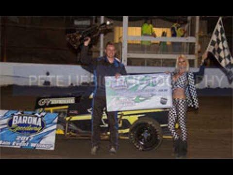 Dwarf Car Main Barona Speedway 6-3-2017