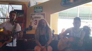Amazing 16 year old singer with HUGE voice. 4 Non Blondes cover
