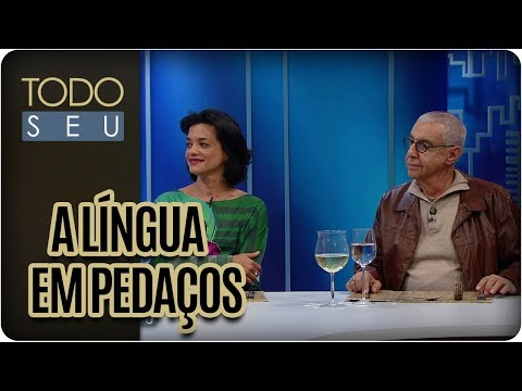 Bate-papo Com Elias Andreato E Ana Cecília Costa - Todo Seu (26/10/17)