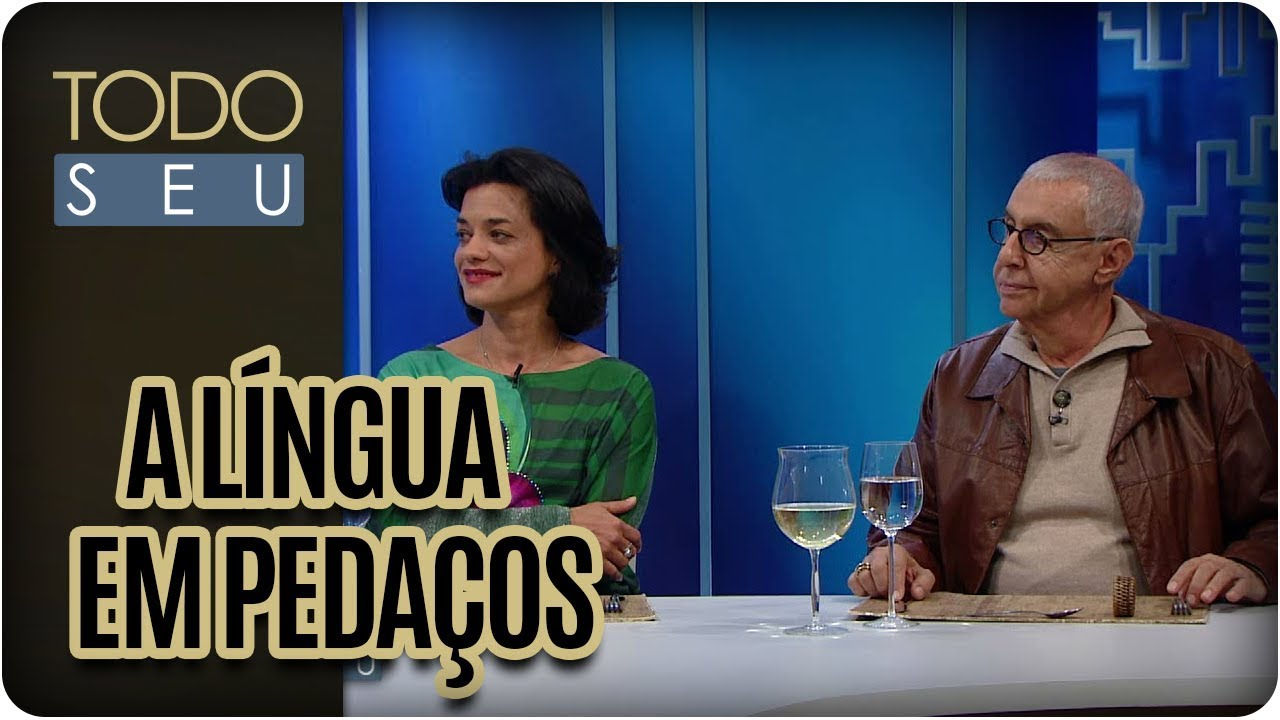 Ana Cecília Costa Atriz bate-papo com elias andreato e ana cecília costa - todo seu (26/10/17)