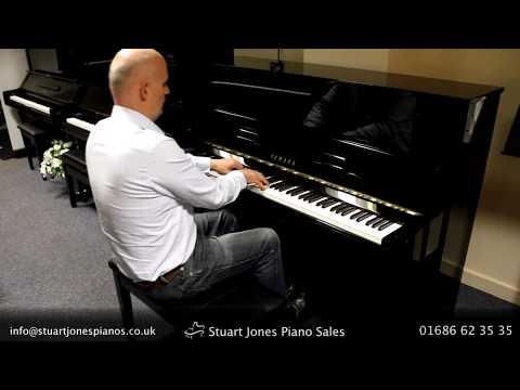 Yamaha B3 Upright Piano Demonstration