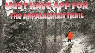 Must Have App For Backpacking On The Appalachian Trail