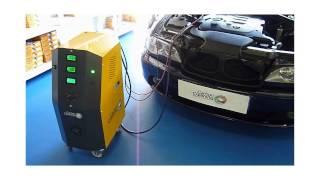 Décalaminage : BMW 330 fumée noire et anomalie antipollution Problème résolu avec Carbon Cleaning