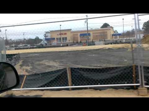 In West Ocean City, Demolition of bldg, New CVS