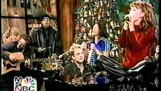 Shania Twain - All I Want For Christmas Is You (Live on MSNBC)