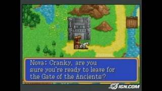 Shining Force: Resurrection of the Dark Dragon Game Boy