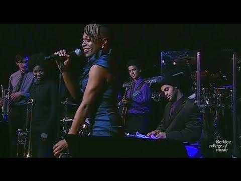 Berklee City Music Ensemble ft. Tuffus Zimbabwe, Tangela Mathis, and Antonio Loomis
