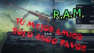 Conseguir el R.A.M. - El francotirador definitivo de Far Cry 3