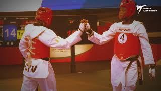 Highlights - Fujairah 2018 World Taekwodno Team Championships