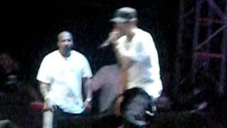 Eminem and D12 - Kanrocksas Music Festival 2011