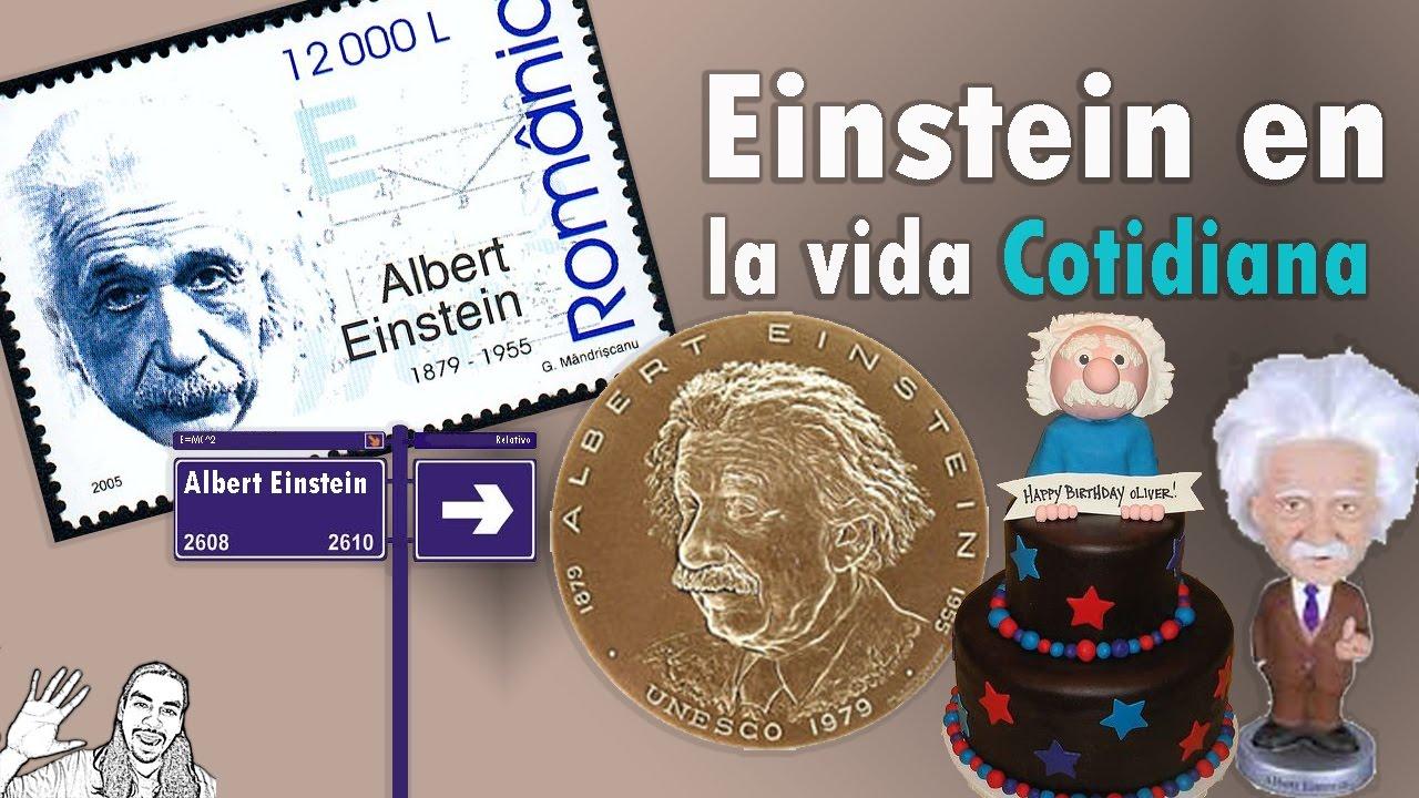 Einstein en la Vida Cotidiana | #AbrilVideosMil | 18