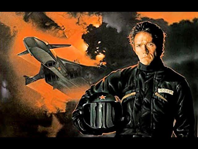 Clint Eastwood in FIREFOX - Trailer (1982, Deutsch/German)