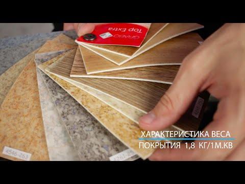 Grabo TOP Extra - бюджетная коллекция полукоммерческого линолеума европейского производства