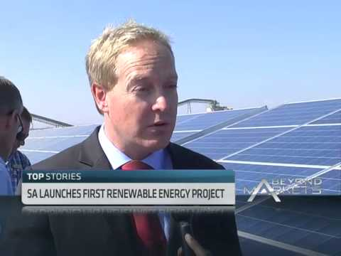 South Africa's First Renewable Energy Project
