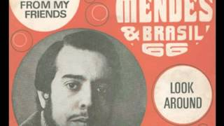 Sergio Mendes & Brasil '66 - With A Little Help From My Friends