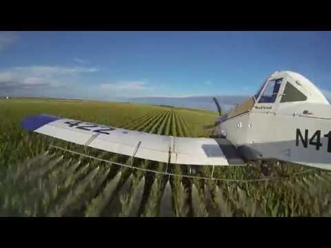 Hendrickson Flying Service Dromader 2013 GoPro