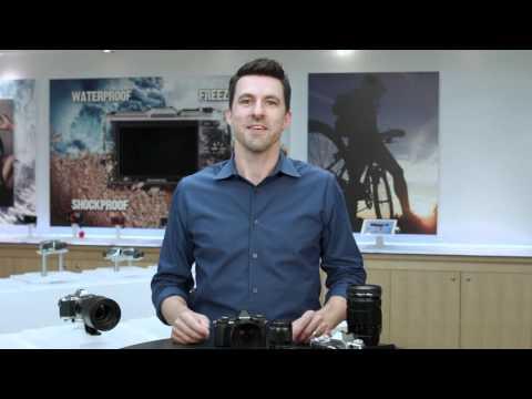 Olympus Firmware Update: OM-D E-M5 Mark II Feature Upgrade