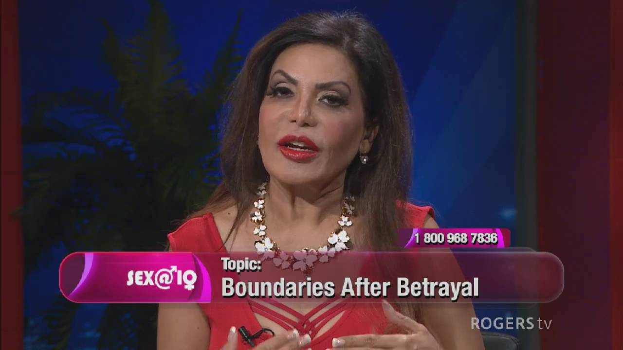 How To Set Boundaries After Intimate Partner Betrayal - Sex @ 10 with  Rebecca