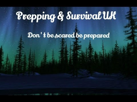 prepping and survival UK Q & A part 1