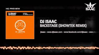 Watch Dj Isaac Backstage showtek Remix video