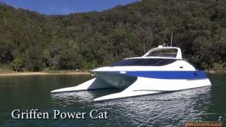 Griffin Power Cat - The Boat Brokerage