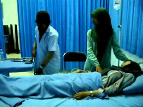 Perawat yang Sok Sibuk dan Kurang Peduli dengan Tugas dan Tanggu