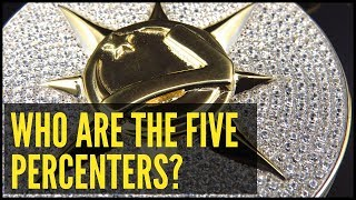 The Nation of Gods and Earths: Who are The Five Percenters?